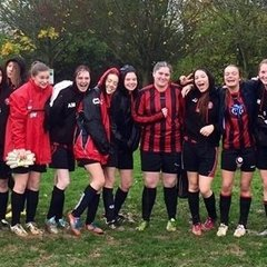 MJFC Magpies U18 Girls 2015-2016