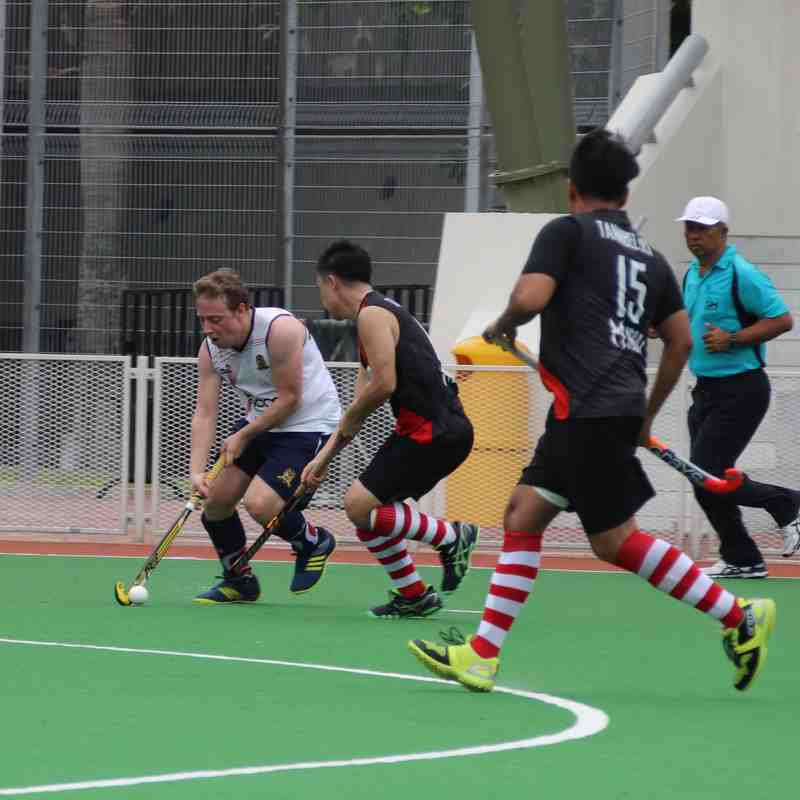 Tornados Mens 2 vs Tannibellies