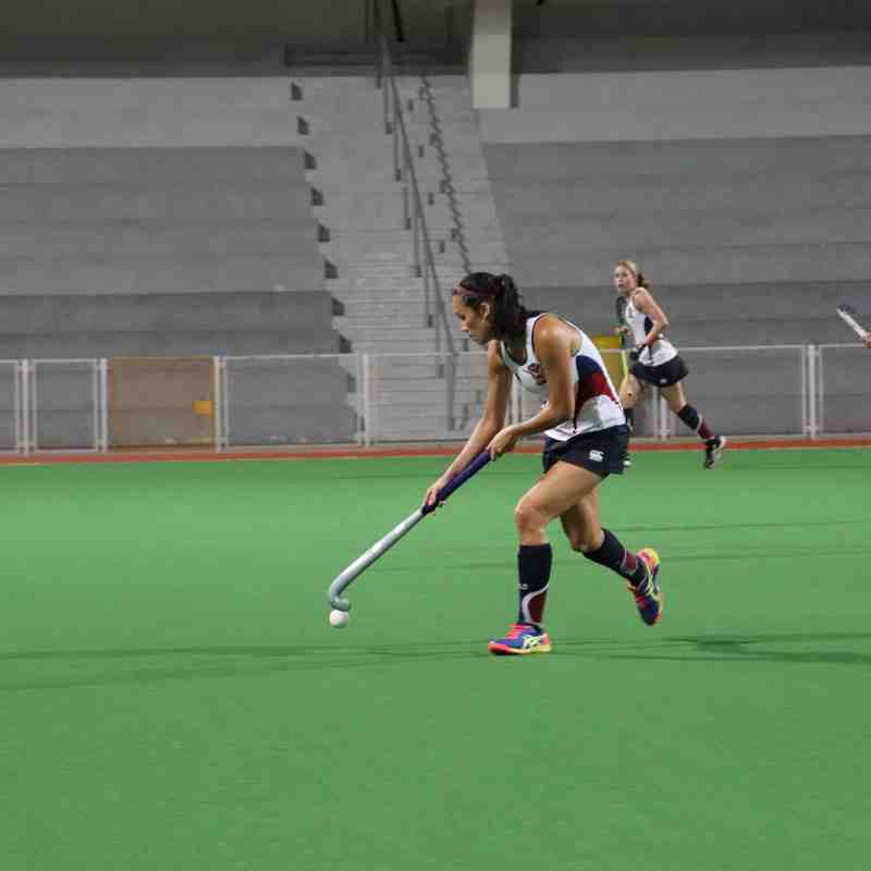Ladies 1s vs Jansenites