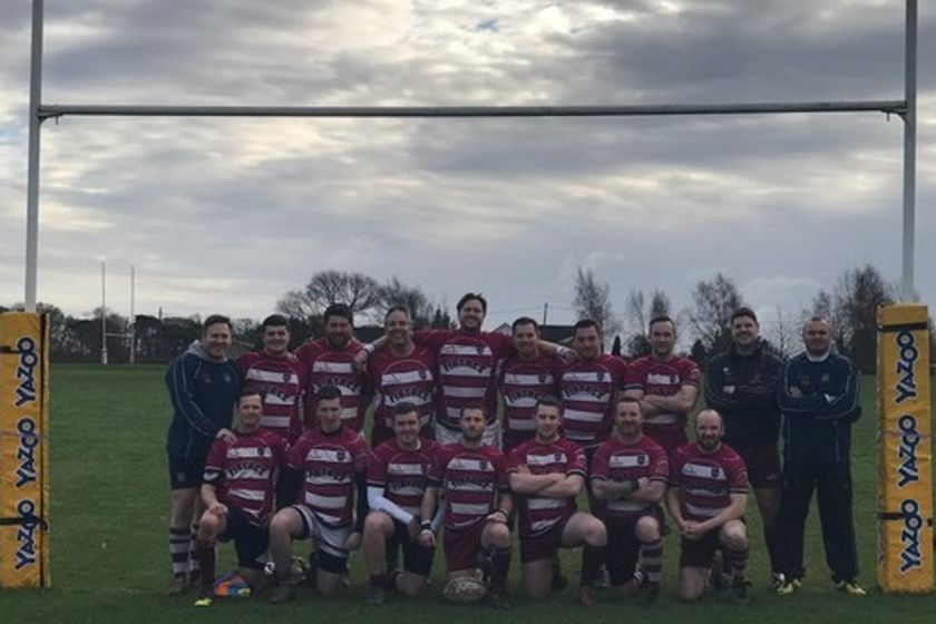 3rd XV beat Congleton 2 43 - 17