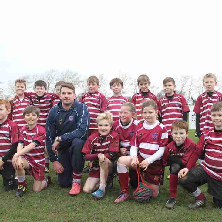 Wirral's Under-9s showcase talent