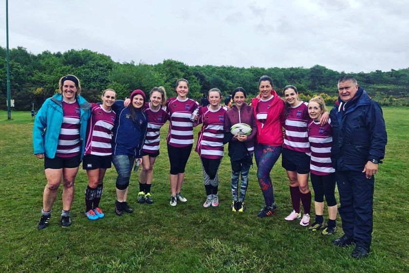 Wirral Ladies take Caldy 7s by storm
