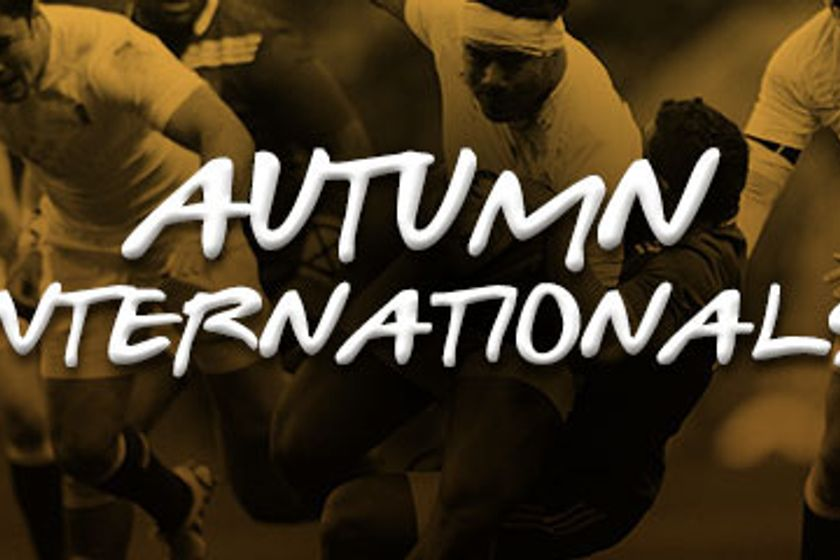 Autumn International Tickets