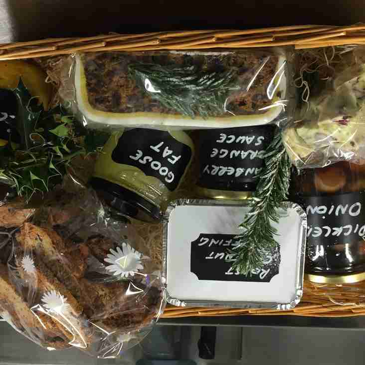 Rob's Homemade Christmas Hamper