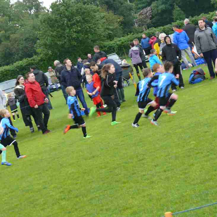 Rainford Rangers 2017 Annual Tounament
