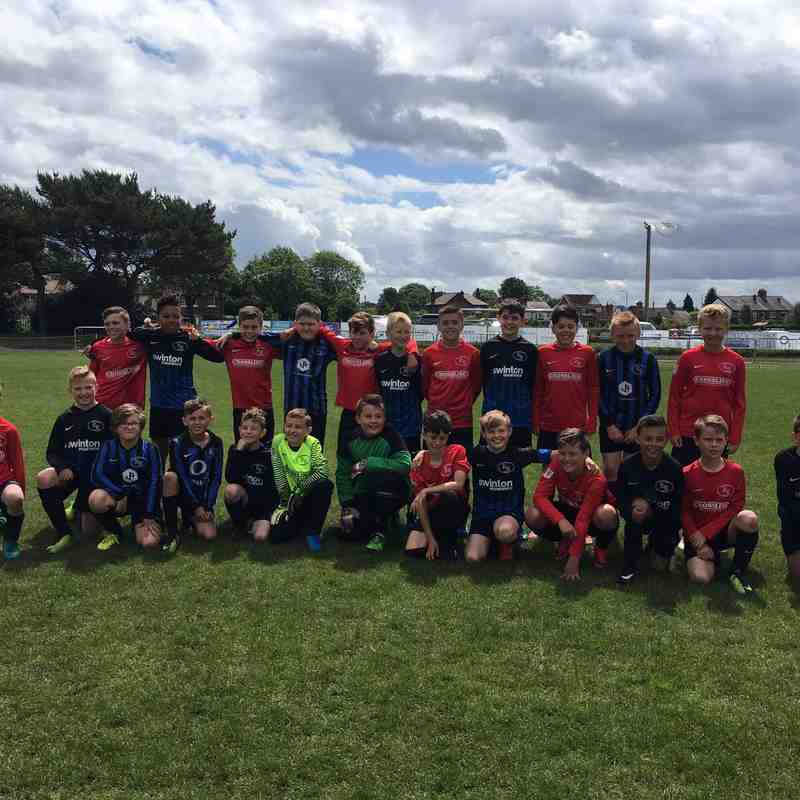Rainford Rangers Annual Tournament 2017
