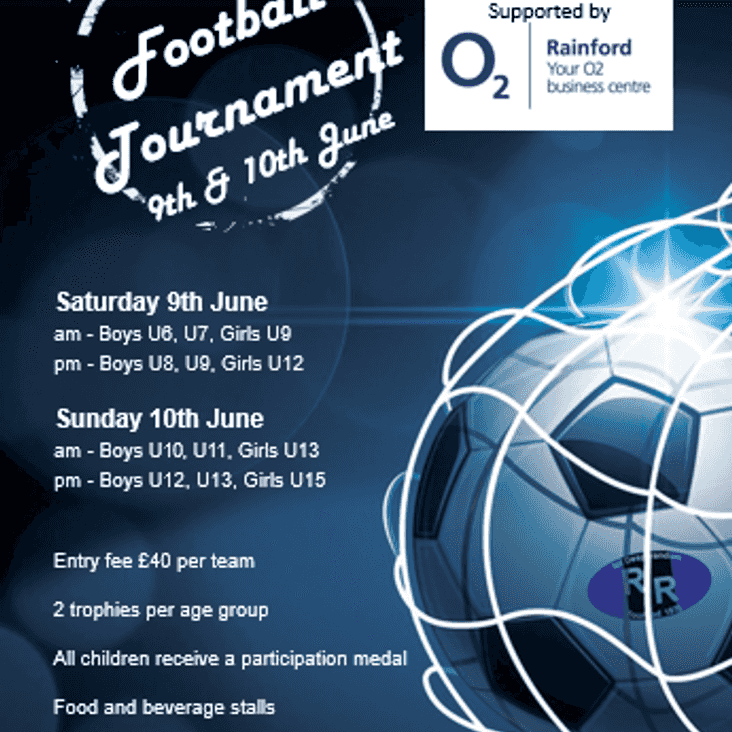 Rainford Rangers Annual Tournament 2018