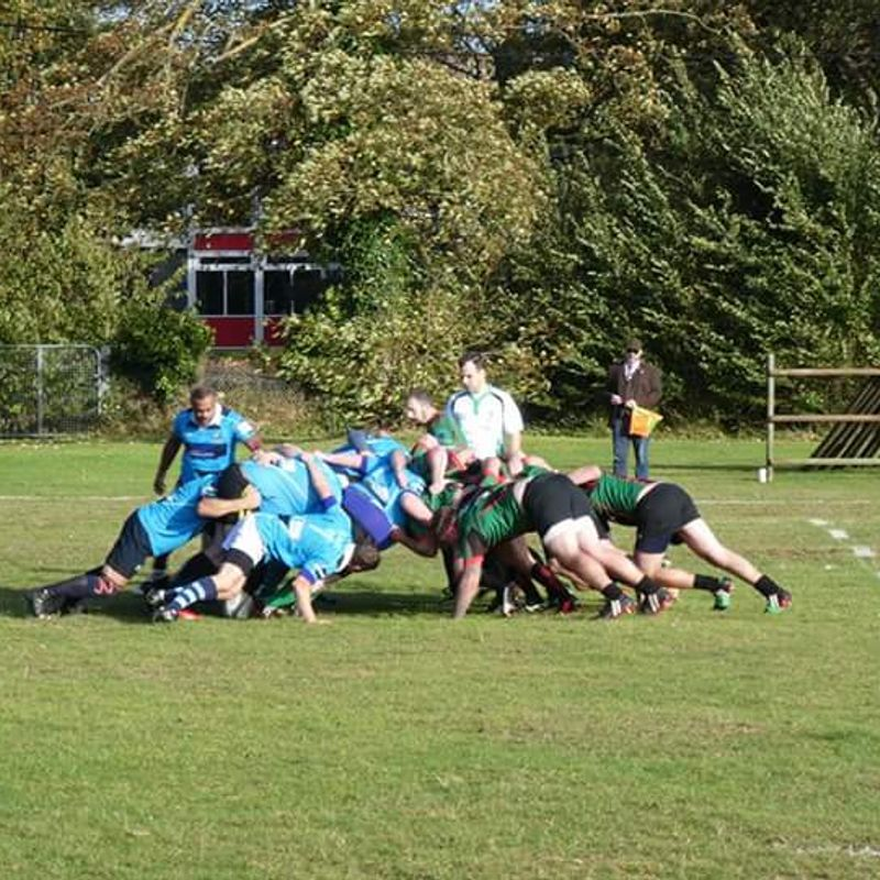 Best win of the season for Aldeburgh & Thorpeness as they rumble over Rhinos