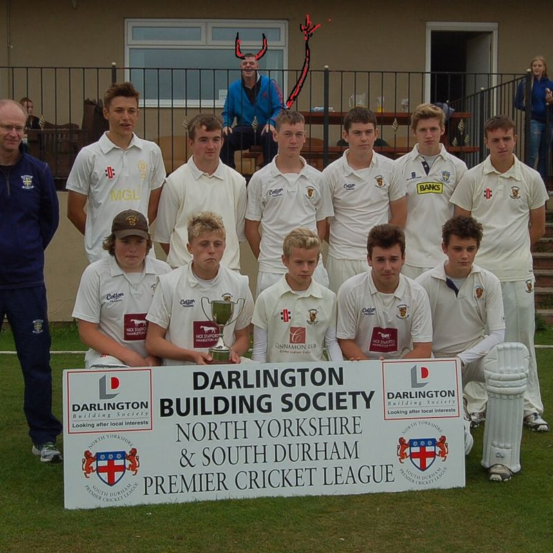 Sedgefield CC - Under 17 84/5 - 102/6 Norton CC, Durham - Under 17