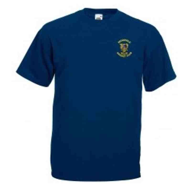 Senior T-Shirt Navy
