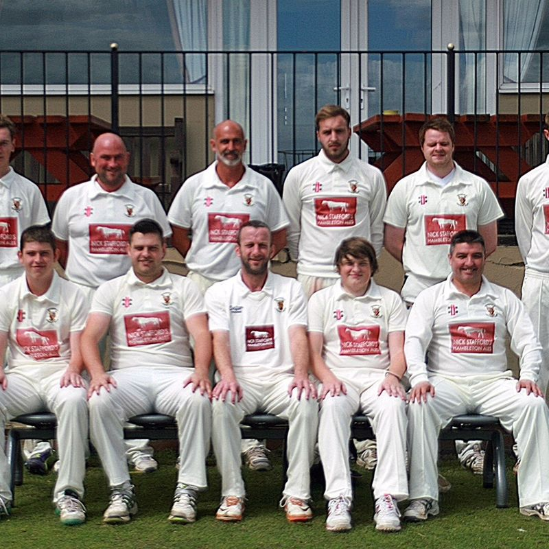 Newton Aycliffe CC - 1st XI 112/9 - 113/3 Sedgefield CC - 1st XI