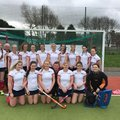 Ladies 2nd XI beat Uni. of Leeds 2 0 - 5