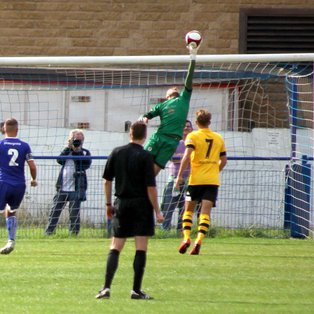 Glossop North End started the 2018/19 season with a 2-0 home defeat to Atherton Collieries