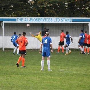Ramsbottom 2-0 Glossop North End