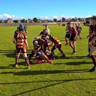 Match Report - Sunday 02/10/16 - Aberdeen Rugby (27) v Ellon (19)
