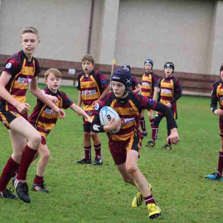 161030 Weekend Review for Ellon rugby