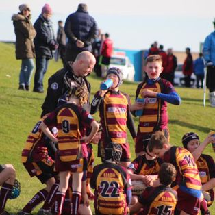 Match Report - Sunday 19/02/17 - Ellon (0) v Highland (8)