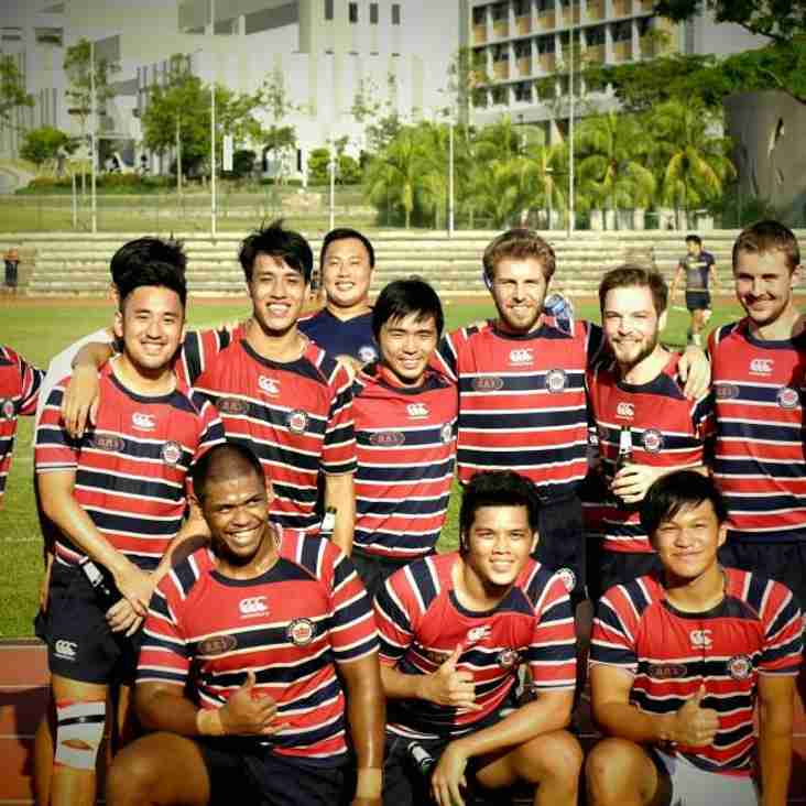 Singapore Club 7s