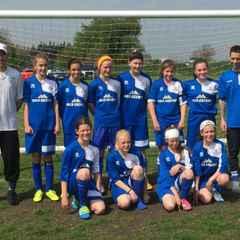 Under 13 League winners 2015/2016