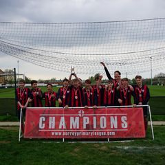 2018 U16 SPL League Cup Winners