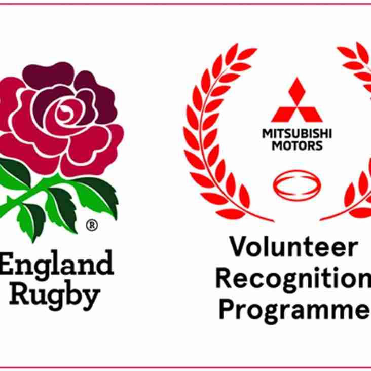 Volunteer Recognition Scheme 2017/2018