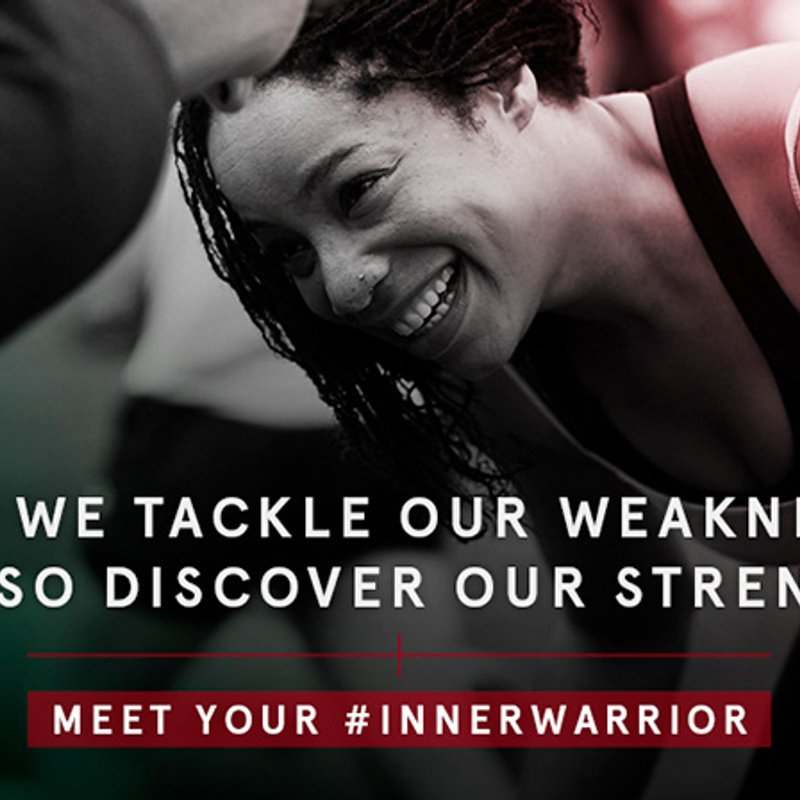 Inner Warrior Event - 15th June