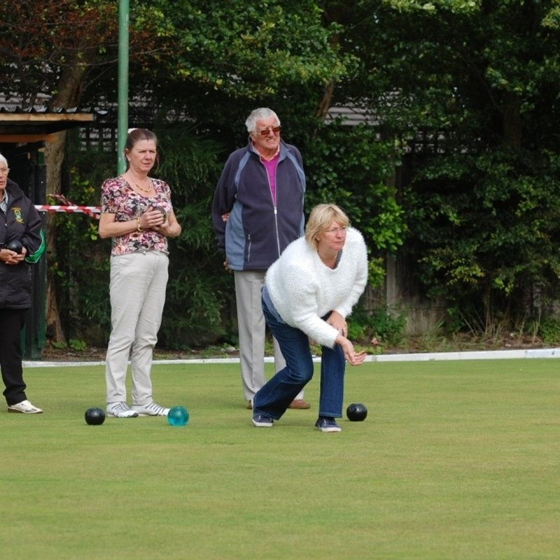 Bowls Comp - The Woolley Pairs