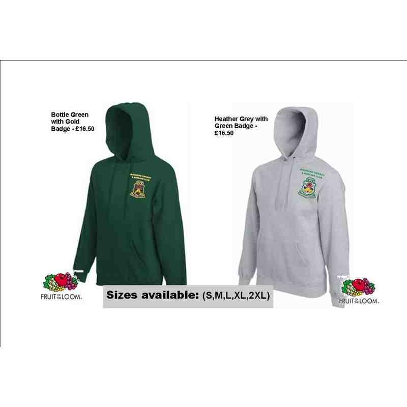 Club Hoodies