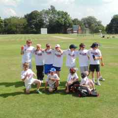 Moorside Cricket & Bowling Club's cricket section is recruiting junior players