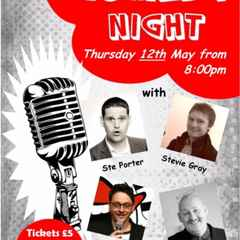 Comedy Night - May 12th 2016