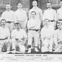 Moorside CC Team 1906