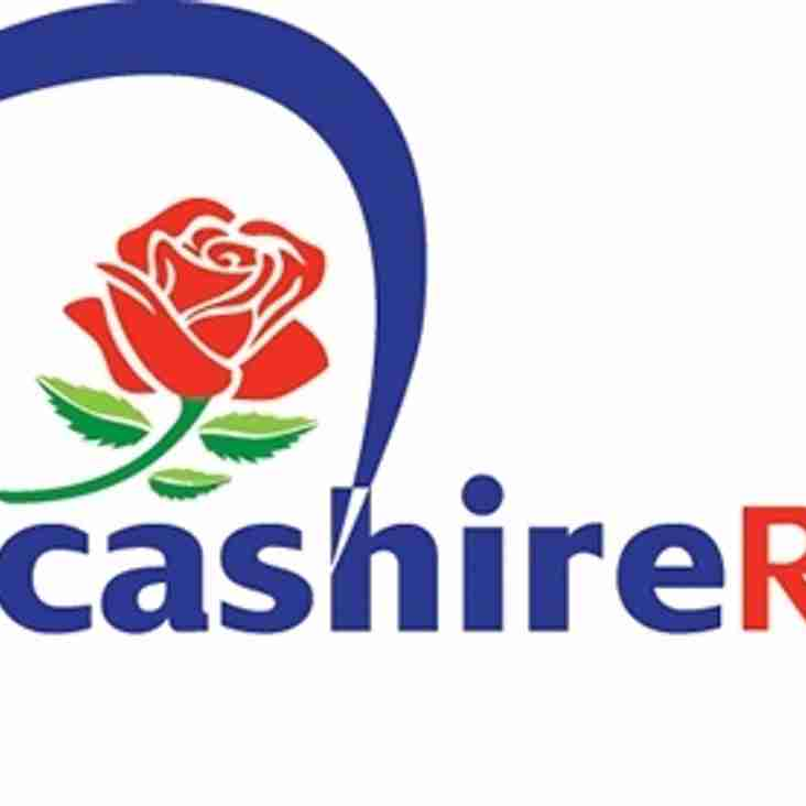 Lancashire v Cheshire