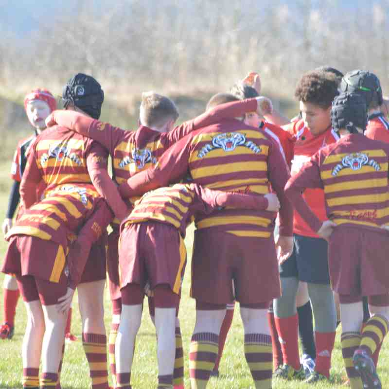 U12s v Bolton and Rossendale 25.2.18