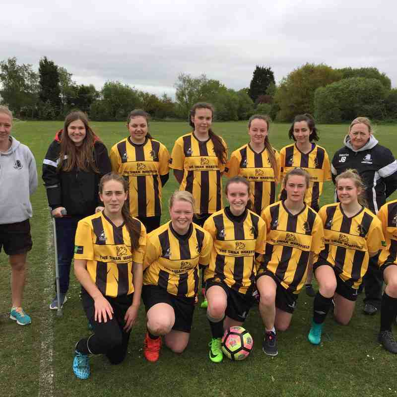 Ladies Academy - Wigton Moor Away