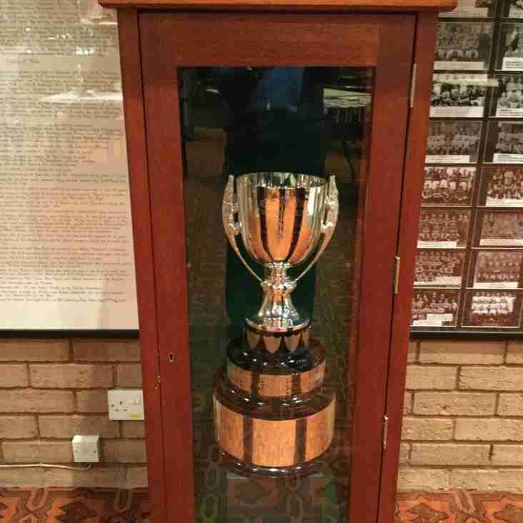 J W Hunt Cup