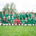 Bedgrove & Friends vs. Aylesbury United Juniors FC