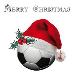Merry Xmas to all players, parents and supporters