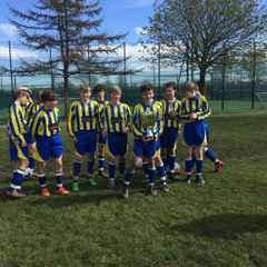 U15 win the Skem League