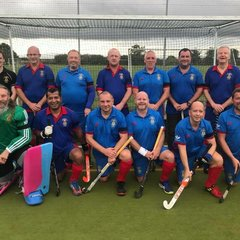 Masters lose to Winchester Men's Vets I 3 - 0