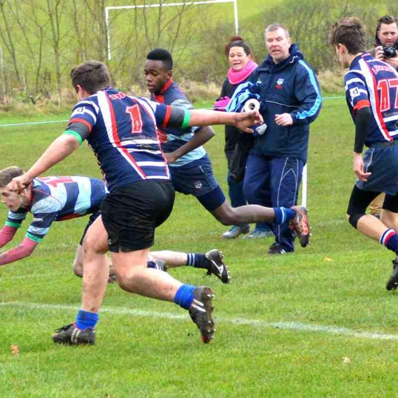 U17's V Stourbridge 14-12-2014
