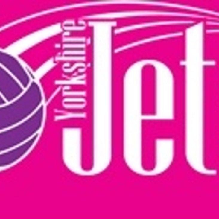 Yorkshire Jets ADP Trials<