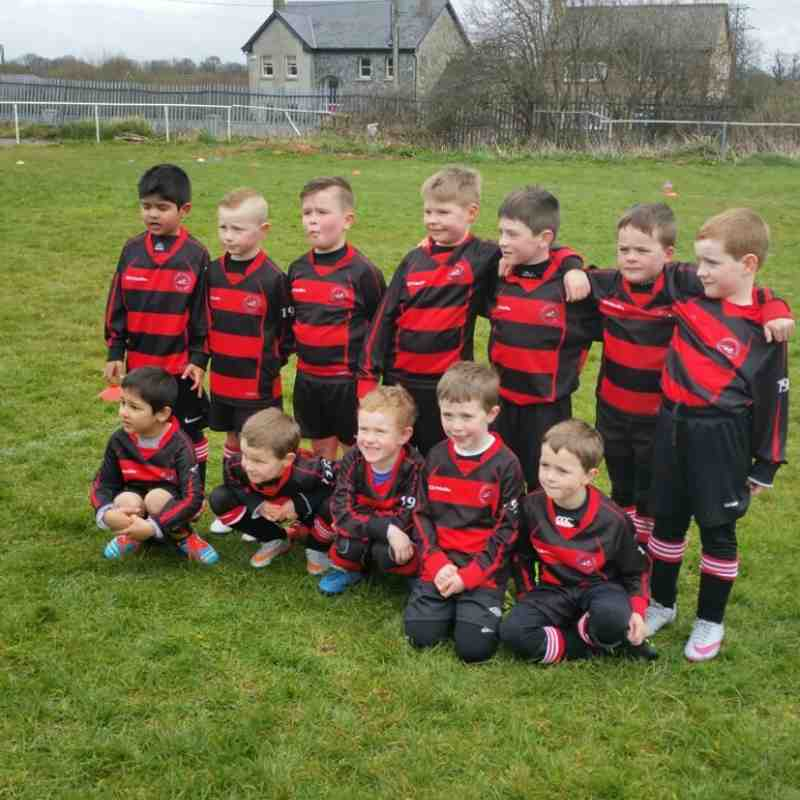 APRIL 2ND BLITZ VS CORBALLY UNITED U7S