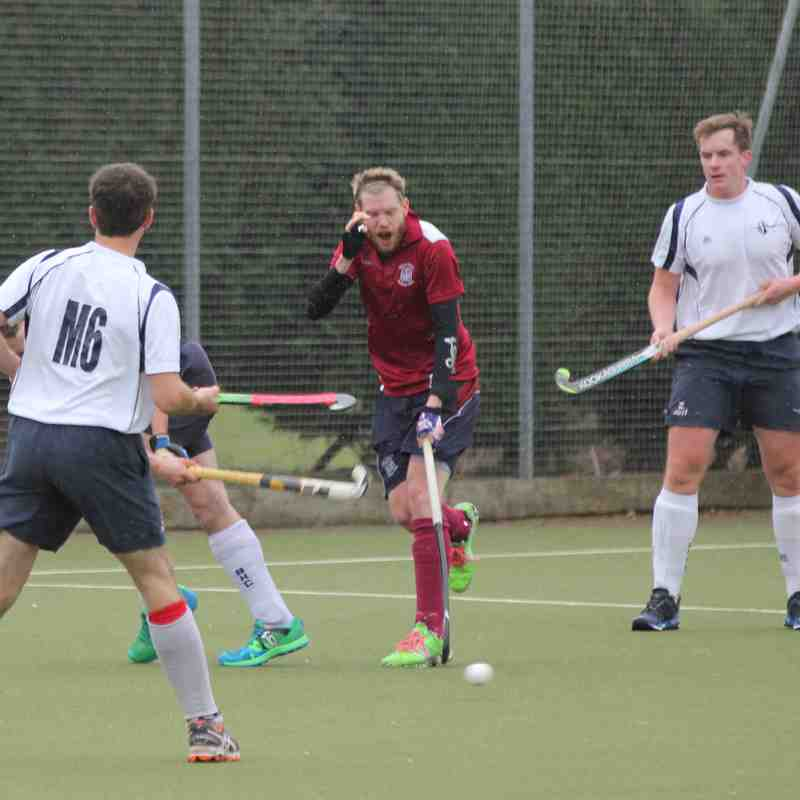 MKHC vs Banbury