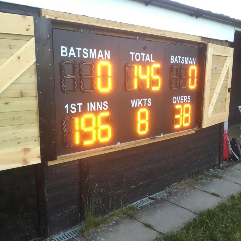 Fenns star again in win at Salfords