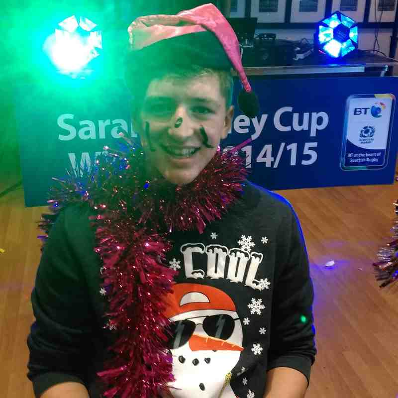 Mini Rugby Christmas Party 2015