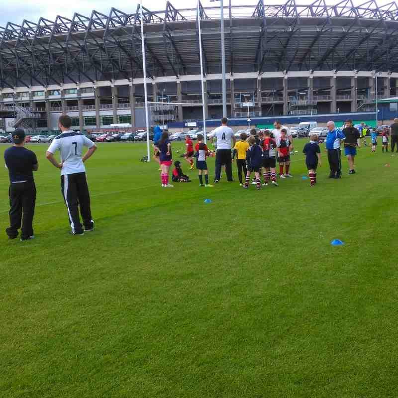 Mini Rugby 2015/16