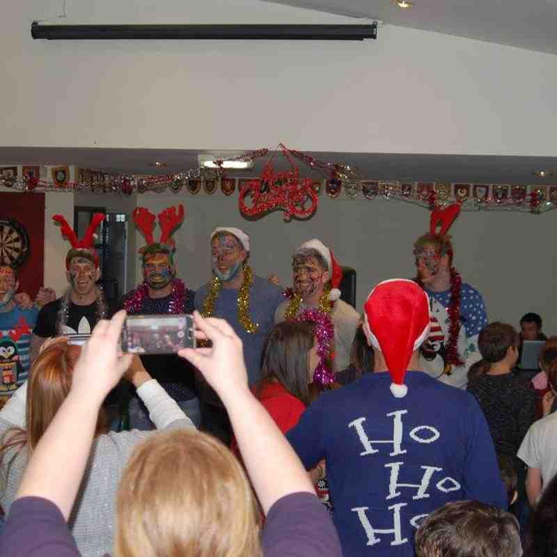 Wandies Kids Christmas Party 2016