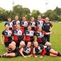 U18 Girls beat Biggar Girls 29 - 22
