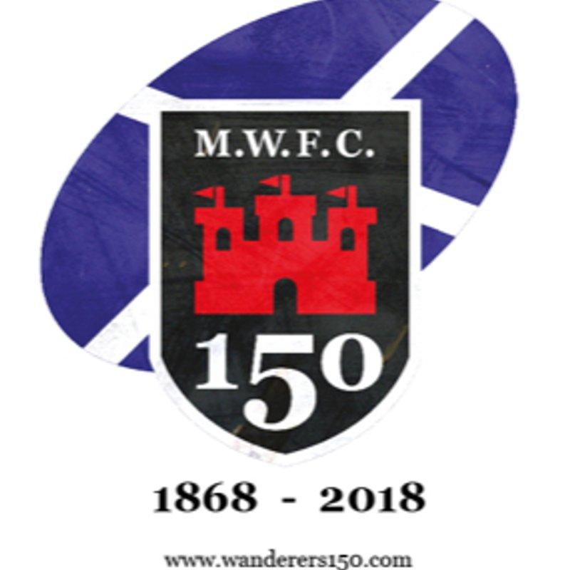 Wanderers 150th anniversary celebrations