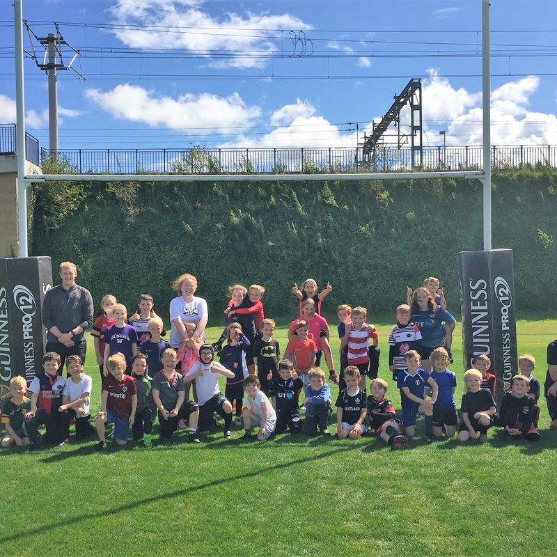 MWFC Summer Camp 2018